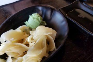 Japanese Ginger-fried Mushroom Pasta