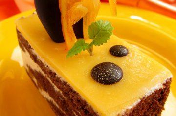 Kato's  Grand Marnier Dessert