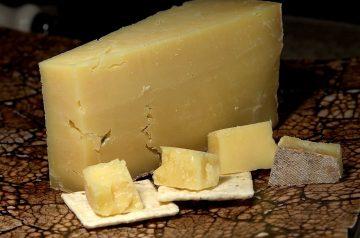 "Vegan "" Sharp Cheddar Cheese"""