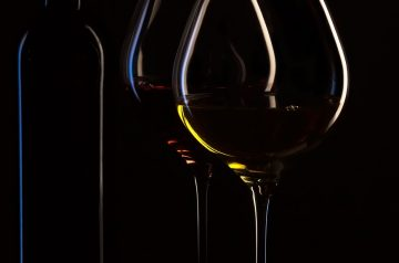 Kielbasa in red wine
