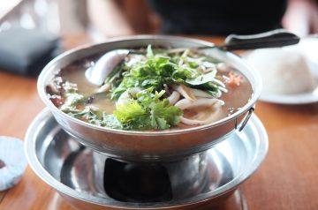 Lea's Tom Ka Kai Soup