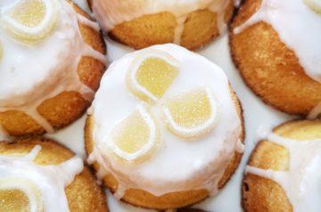 Zesty Lemon Tuna Cakes