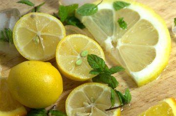 Lemon Mint Barley Salad