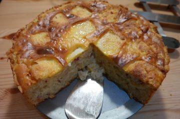 Lemon Heaven Sweet Potato Casserole