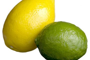 Lemon Lime Pots De Creme