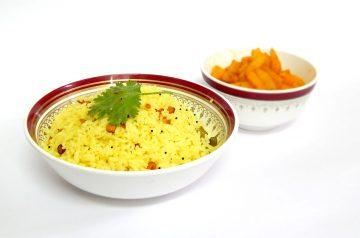 Lemon Rice With Scallions