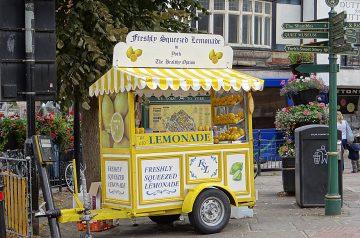 The Best Ever Lemonade