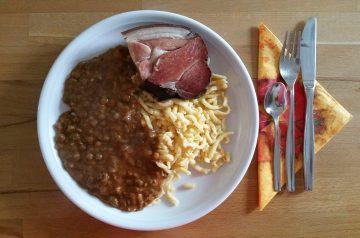 Easiest and Tastiest Chicken Paprikash With Spaetzle
