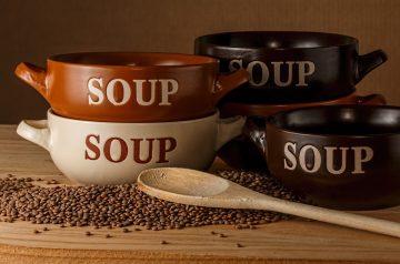 Lentil Soup with Andouille Sausage