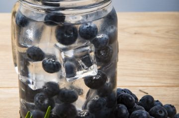 Maine Blueberry Compote