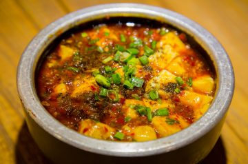 Mapo Dofu: Spicy Tofu With Meat Sauce (Szechwan Style)