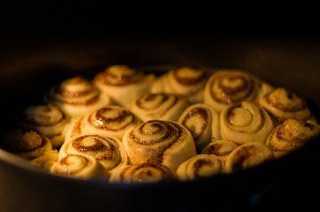 Marbled Cinnamon Sugar Quick Bread