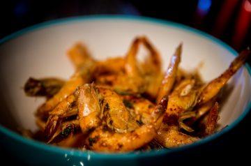 Marinated Shrimp Appetizer