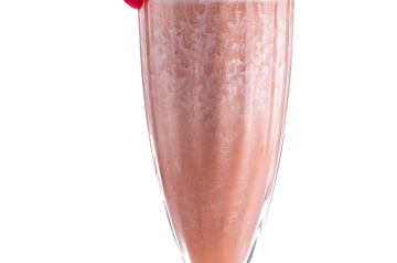 Marks Awesome Strawberry Milkshake