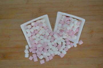 Marshmallow Caramel Rice Krispies Treats