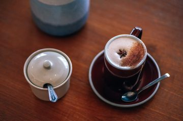 masala chai (indian spiced tea)