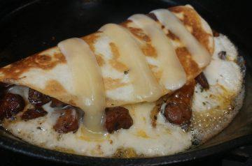 Mexican Tex-Mex Burrito Enchilada Casserole