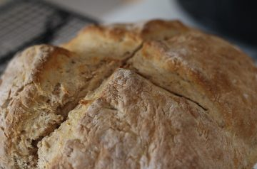 Milk and Honey Quick Bread