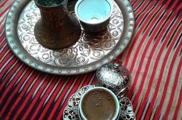 Mocha Coffee Cake - Light