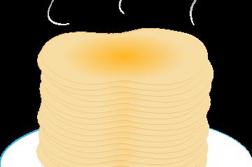 Mom Pat's Pancakes