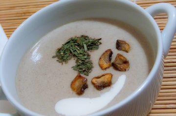 Condensed Cream of Mushroom Soup Replacement - Substitute