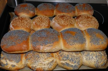 Nana's Poppy Seed Bread