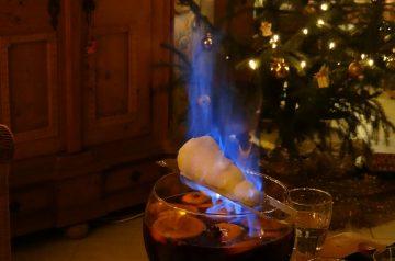Feuerzangenbowle (Burnt Punch