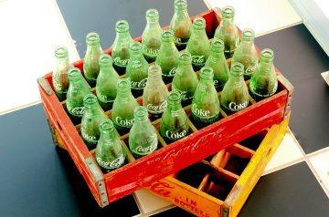 Super Cherry Cola Float
