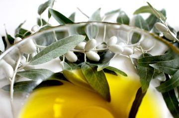 Leeks Simmered in Olive Oil