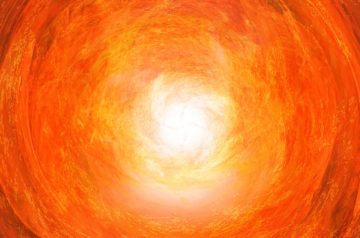 Blueberry-orange Whirl
