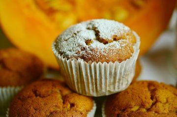 Orange Pumpkin Muffins