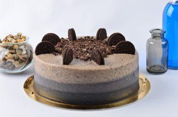 Oreo Cake (Chocolate)