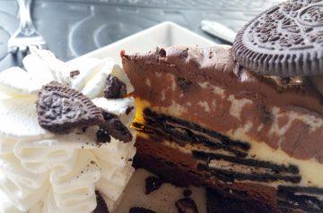 Chocolate Oreo Pate