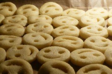 Oven-Roasted Sweet Potato Fries