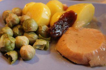 Paprikash Potatoes