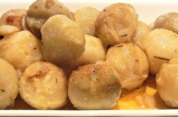 Parisienne Potatoes