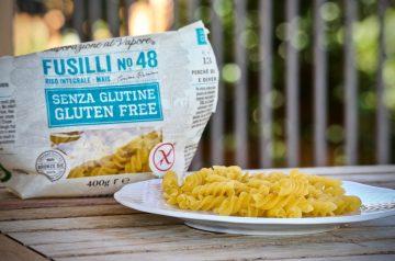 Improved Gluten Free Pasta