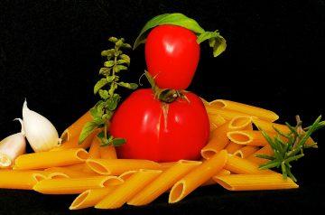 Basil Lovers Tomato Cream Penne