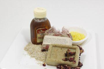 Pb and Honey Oatmeal