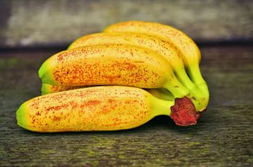 pear o bananas
