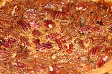 Pecan Pie-Topped Brownies