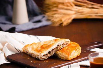 Mushroom and Quinoa Pie