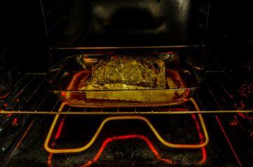 Pineapple Mustard Pork Loin