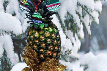 Pineapple Snow