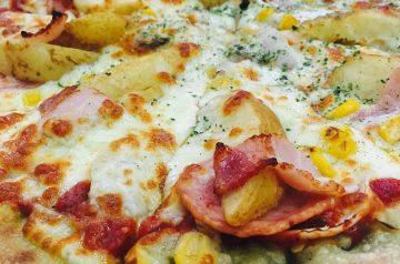 Scallion and Bacon Potato Salad