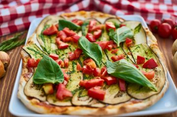 Sweet Red Pepper Pizza Sauce