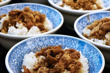Pork and Rice Salad