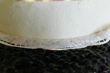 Quick Blueberry Brunch Cake