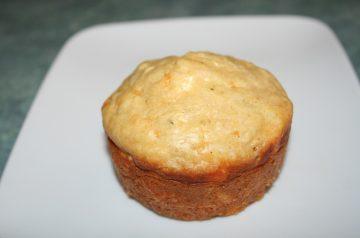 Quick Cheddar Bread