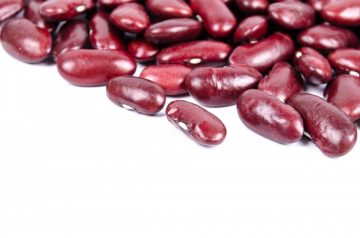 Rajmah (Curried Red Kidney Beans)